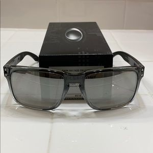 Oakley Holbrook Dark Ink Fade(POLARIZED)